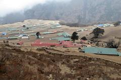 Phortse (Alfesto) Tags: nepal trekking wanderung hiking himalaya namche khumbuarea sagarmathanationalpark tengboche phorche phortse pangboche