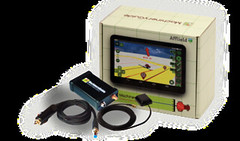 MachineryGuide SM1 - submeter GNSS device package (MachineryGuideApp) Tags: bluetooth gnss machineryguide tractor gps guidance application agriculture andriod submeter accuracy precisionfarming farming cultivation
