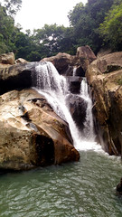Cascade Ba Ho (Dcouverte & partage) Tags: vietnam voyage vietnamvoyage agencedevoyagevietnam agencefrancophone authentique unique nhatrang nature cascade eau pierre arbre