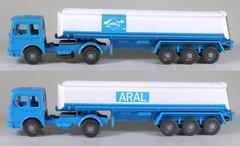 WIK-801-MAN-Aralx2 (adrianz toyz) Tags: man scale toy model wiking plastic petrol ho 187 tanker fuel