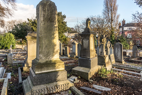 Mount Jerome Cemetery & Crematorium is situated in Harold's Cross Ref-100439