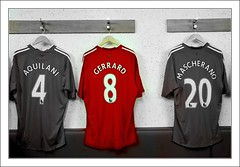 The Leaving of Liverpool (Eddie Hales) Tags: red liverpool football explore anfield liverpoolfc number8