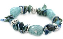 Glimpse of Malibu Blue Bracelet P9510A-3