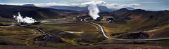 geothermal power station krafla 4 3p explored (Bilderschreiber) Tags: station island iceland power explore kraftwerk geothermal myvatn krafla geothermie