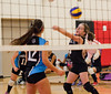 IMG_4931 (LimestoneImages.Com) Tags: pegasus kingston volleyball ok u13