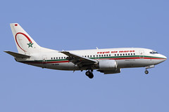 RAM B737-5B6 CN-RMW BCN 26/06/2010 (jordi757) Tags: barcelona nikon airplanes bcn boeing ram 737 avions b737 d300 elprat b737500 lebl cnrmw