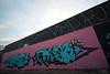 Zenor / Klone, TFA (tombomb20) Tags: street streetart art wall graffiti paint tag leeds spray drain graff klone sewers 2061 tfa meanwood 2015 zenor tombomb20 klonism klone2061