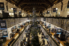 40% off - Jenners (JamboEastbourne) Tags: xmas lights scotland edinburgh jenners