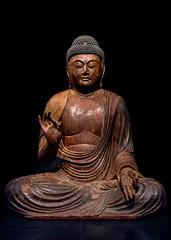 Buddha (campra) Tags: sculpture statue japan museum tokyo ueno national 東京国立博物館 toyokan