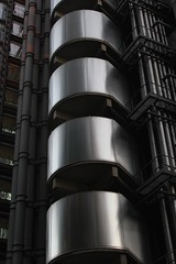 (heatherelawrence) Tags: building architecture steel lloyds lloydsbuilding canon60d