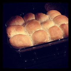 Yum!! Nothing like fresh bread! #baking #coldoutside (Spiralmoons) Tags: baking coldoutside uploaded:by=flickstagram instagram:photo=606696221333492251181407531