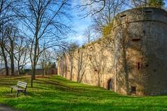 Castle Hill on sunday afternoon in December (s_un_flower44) Tags: castle nature germany nikon hessen 1855mm marburgbiedenkopf d3200