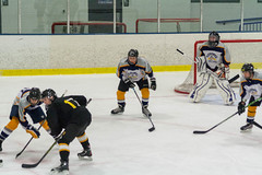 December 2014 - Pottstown Penguins at Hatfield Ice Hawks (Keith_Beecham) Tags: usa andy hockey penguins kevin december unitedstates pennsylvania hatfield midget 2014 icehawks dvhl pottstownpenguins hatfieldicehawks hatfieldicearena delawarevalleyhockeyleague