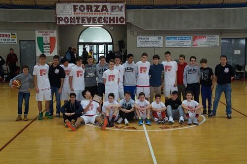 Under 15EL a Bologna