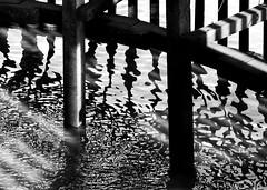River Thames at Shadwell Basin (bonnevillekid) Tags: sunlight thames river