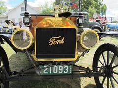 1914 Ford Model T Radiator (dingo48) Tags: ford 1914 modelt woodstockfair brasscar