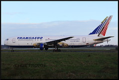 EI-CZD (CJK PHOTOS) Tags: code aircraft airline type boeing information registration sn modes 23623 transaero b762 eiczd 767216er 4ca1b0