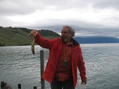 Pesca improvvisata