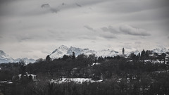 Snow landscape (Davide Bon) Tags: winter mountain snow cold landscape nikon friuli nikond7100