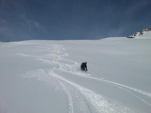 Arlberg 29.1.2015