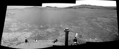 p-1N476009228EFFCLM8P0683L0sqtv-3 (hortonheardawho) Tags: autostitch panorama opportunity mars meridiani st drive spirit south lewis direction crater rim 3918 endeavour