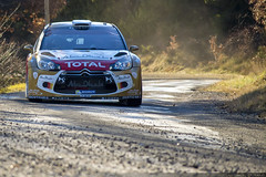 Test S. Loeb Monté-Carlo 2015 (simondurand) Tags: test daniel rally citroën racing wrc elena carlo monte total abu dhabi rallye sébastien loeb 2015 wrt montécarlo