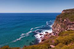 Royal National Park, Sydney (CPM - photoG) Tags: ocean blue cliff nature water trek landscape sydney australia nsw royalnationalpark