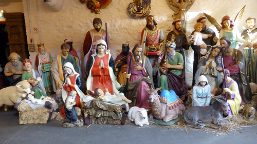 Nativity overkill