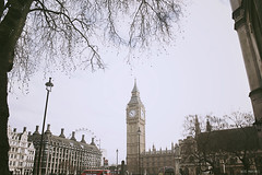 """""""There's nowhere else like London. Nothing at all, anywhere."""" (Neus Martnez) Tags: city london eye westminster skyline big ben parliament ciudad londres parlamento"""
