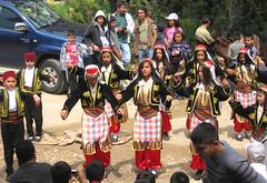 Patara, Kalkan, Turkey (east med wanderer) Tags: turkey children dance traditional turkiye aquaduct kalkan turchia patara turkei worldtrekker annualwalk delikkemer