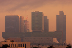 Morning (engine9.ru) Tags: morning sunset architecture buildings ngc uae abudhabi abu dhabi koyaanisqatsi