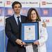El Hospital Infanta Leonor recibe la certificación ISO por su Sistema Integrado de Gestión de la Calidad (03 marzo 2015)