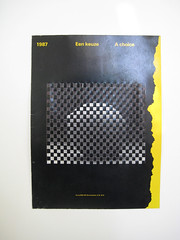 a lemon (CobySchepman) Tags: art collage magazine paper lemon woven
