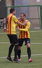 "Sant Andreu 2 Hercules 1 <a style=""margin-left:10px; font-size:0.8em;"" href=""http://www.flickr.com/photos/23459935@N06/16539973585/"" target=""_blank"">@flickr</a>"