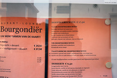 De Bourgondiër Menu (Can Pac Swire) Tags: holland netherlands dutch hoorn pepper restaurant 26 sauce beef lounge north nederland steak met noord biefstuk gebakken koninkrijkdernederlanden pepersaus bourgondiër appelhaven debourgondier aimg1616