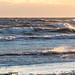 Churning Baltic Sea
