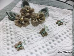 Bolsa (analuciamateus) Tags: bag handmade artesanato craft fuxico bolsa