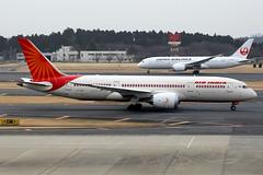 Air India | Boeing 787-8 | VT-ANN | Tokyo Narita (Dennis HKG) Tags: plane canon airplane tokyo airport aircraft 1d boeing ai narita aic airindia nrt planespotting 787 staralliance 100400 7878 rjaa boeing787 boeing7878 vtann