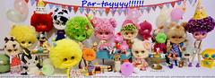 PAR-TAYyyyyyyyyyyyyyyyyyy!!!!!!!!!!!!!!!!!!!  The Fifteenth Day of the Chinese Lunar New Year is the Chinese Valentine's Day and also the last day of our Yarnheads' Celebrations.......... So all the Yarnheads are out in full force to Par-tayyyyyy!!!!!!