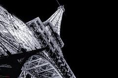 Eiffel B&W, Paris, France (german_long) Tags: paris france eiffeltower eiffel torreeiffel francia pars