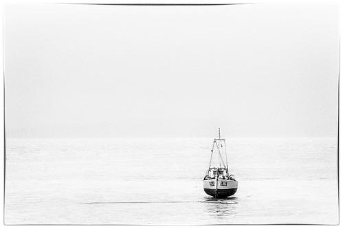 Minimalism in Morecambe Bay