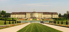 Schloss Ludwigsburg (Habub3) Tags: castle canon germany deutschland stitch powershot schloss barock ludwigsburg g12 2015 blühendes habub3