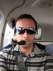Co-Pilot Travis (Photographing Travis) Tags: selfie twisesq flight airplane pilot rhv aircraft lsn year2013 cameragalaxynexus southbay sanjose 2013