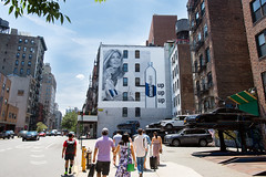 Smart Water (Always Hand Paint) Tags: advertising mural outdoor beverage ooh handpaint colossal smartwater m130 cpg wallscape colossalmedia muraladvertising skyhighmurals alwayshandpaint kristamlindahl smartwatercomplete
