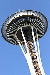Tossed Salad & Scrambled Eggs (Laurence's Pictures) Tags: seattle chihuly tourism glass gardens see washington place dale market space things tourist needle pike monorail