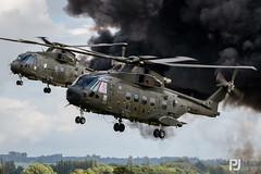 Royal Navy Merlin HC.3A ZJ994 (philrdjones) Tags: 2016 ac air commando day egdy eh101 july junglies jungly merlin rnas royalnavy vln westland yeo yeovilton zj994