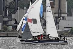 """Relaexx"" -X-332 (winchman2010) Tags: sailing segeln regatta yachts boats kiel baltic ostsee welcomerace"