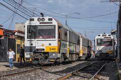 Heredia, INCOFER, 2410 (FritzF2010) Tags: tren ferrocarril heredia incoferheredia