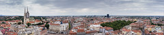 DSC06577-Pano (Ivan Peček) Tags: zagreb croatia capital summer pano panorama sightsee viewpoint zagrebeye mainsquare jelacic hoteldubrovnik eu sony alpha a580 minolta rx1 rx1r
