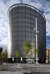 Barcelo Raval (GKD Metal Fabrics) Tags: metal architecture hotel design mesh steel fabric stainless sustainability escale gkd